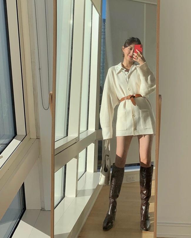 15 ý tưởng diện váy giúp chị em đẹp suốt từ Giáng sinh cho đến muôn kiểu tiệc tùng mùa lễ hội - Ảnh 13.