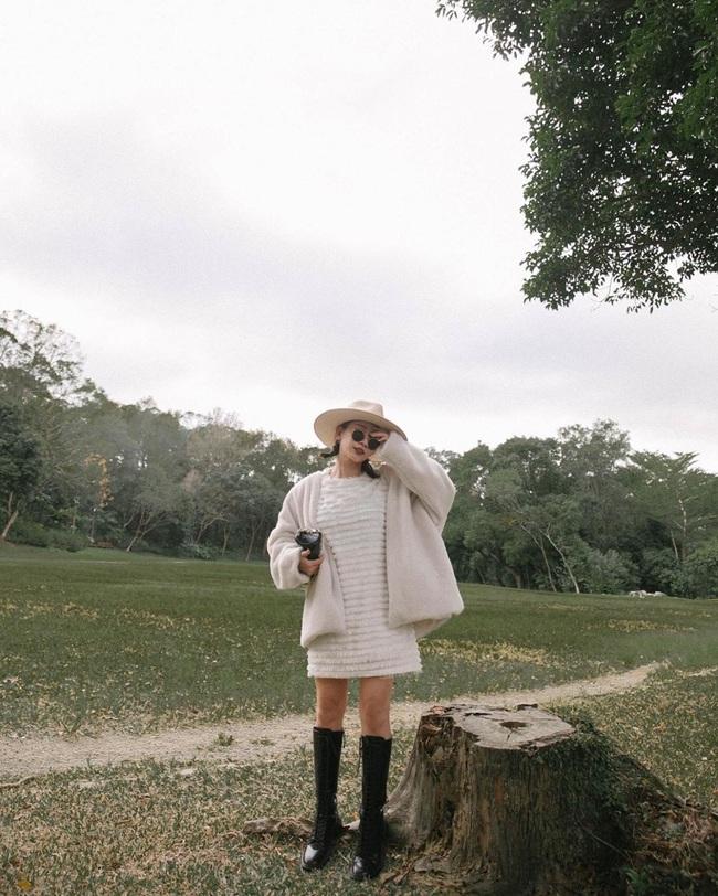 15 ý tưởng diện váy giúp chị em đẹp suốt từ Giáng sinh cho đến muôn kiểu tiệc tùng mùa lễ hội - Ảnh 15.