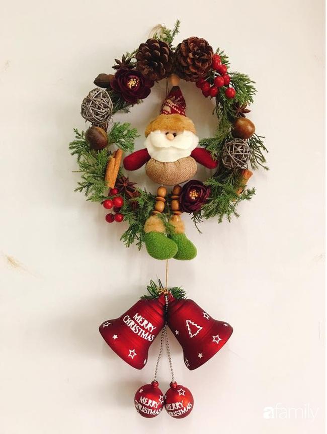Những góc nhỏ ấm cúng bình dị đón Noel nhờ tận dụng đồ sẵn có trong bếp của người mẹ đảm ở Hà Nội - Ảnh 5.