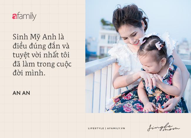 An An - Mẹ đơn thân 31 tuổi với bản lĩnh vực lại cơ ngơi trị giá hàng tỷ đồng sau đổ vỡ, chưa 1 lần mặc áo cưới nhưng vẫn hạnh phúc - Ảnh 12.