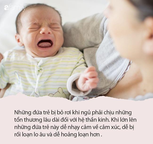 Mặt trái của phương pháp luyện ngủ Cry It Out khiến nhiều cha mẹ giật mình - Ảnh 6.
