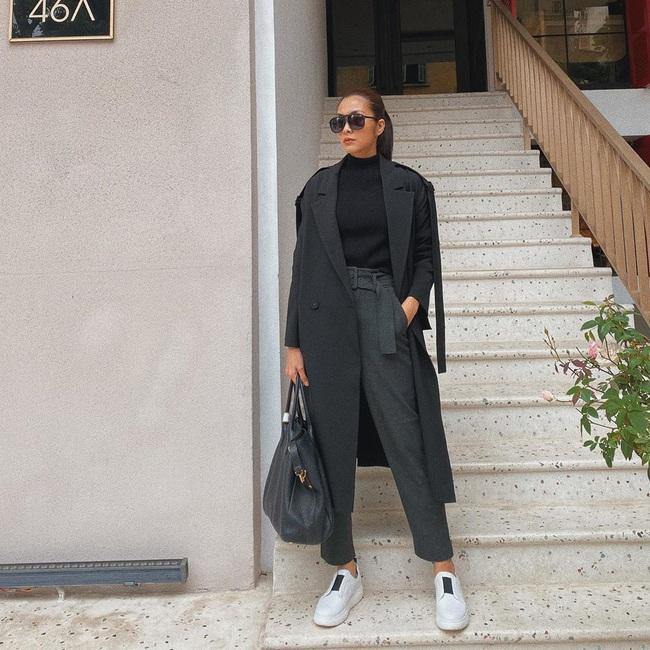 Học Hà Tăng cách diện 4 mẫu áo khoác hot hit nhất mùa lạnh, độ sành điệu của bạn sẽ tăng theo cấp số nhân - Ảnh 5.