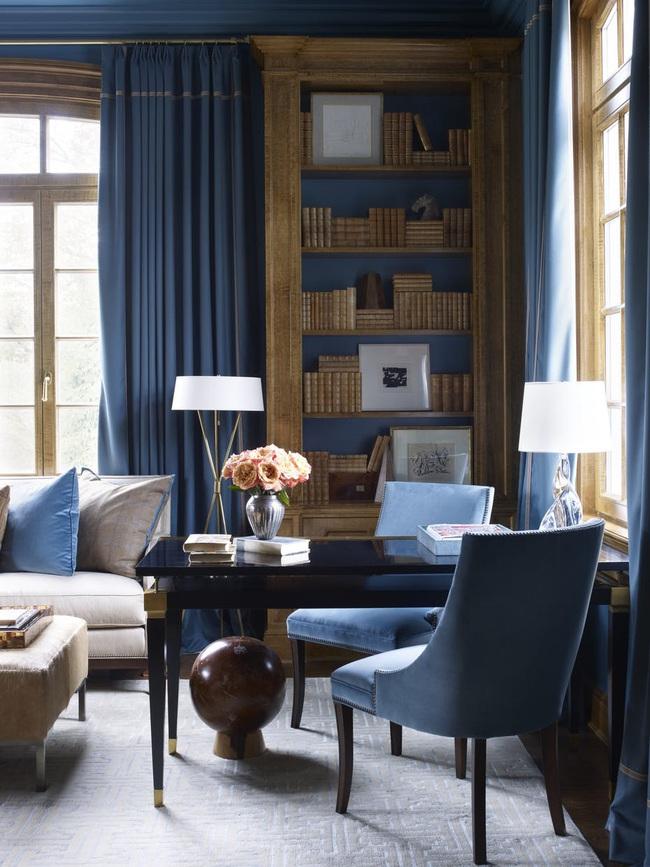 Bạn đã sẵn sàng trang hoàng ngôi nhà nhỏ của mình với gam màu xanh cổ điển của năm 2020 - Ảnh 1.