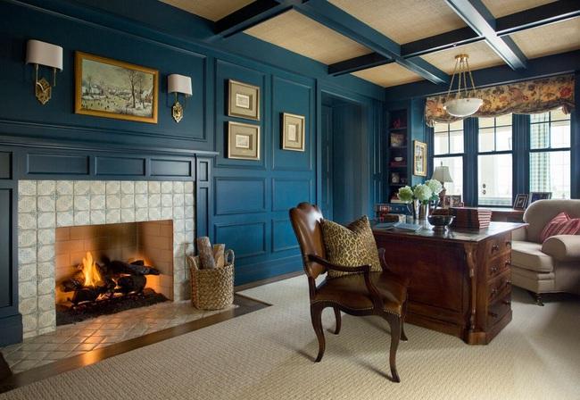 Bạn đã sẵn sàng trang hoàng ngôi nhà nhỏ của mình với gam màu xanh cổ điển của năm 2020 - Ảnh 2.