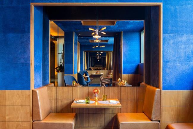 Bạn đã sẵn sàng trang hoàng ngôi nhà nhỏ của mình với gam màu xanh cổ điển của năm 2020 - Ảnh 3.