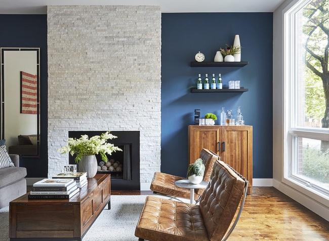 Bạn đã sẵn sàng trang hoàng ngôi nhà nhỏ của mình với gam màu xanh cổ điển của năm 2020 - Ảnh 8.