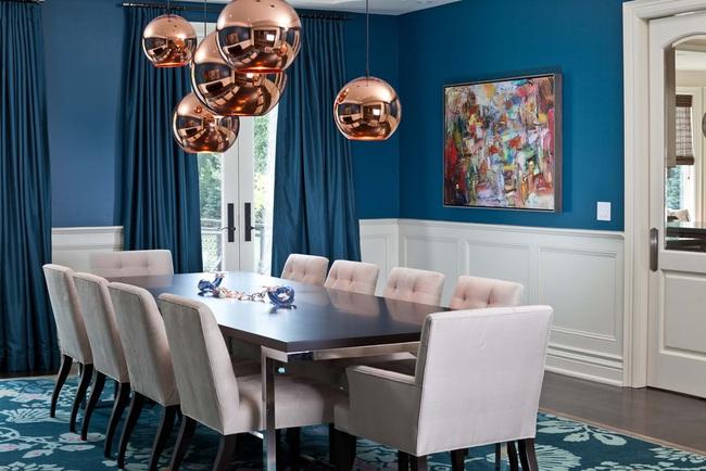 Bạn đã sẵn sàng trang hoàng ngôi nhà nhỏ của mình với gam màu xanh cổ điển của năm 2020 - Ảnh 10.