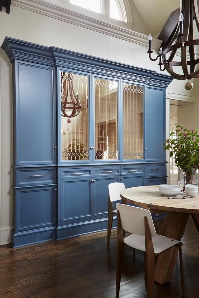 Bạn đã sẵn sàng trang hoàng ngôi nhà nhỏ của mình với gam màu xanh cổ điển của năm 2020 - Ảnh 14.