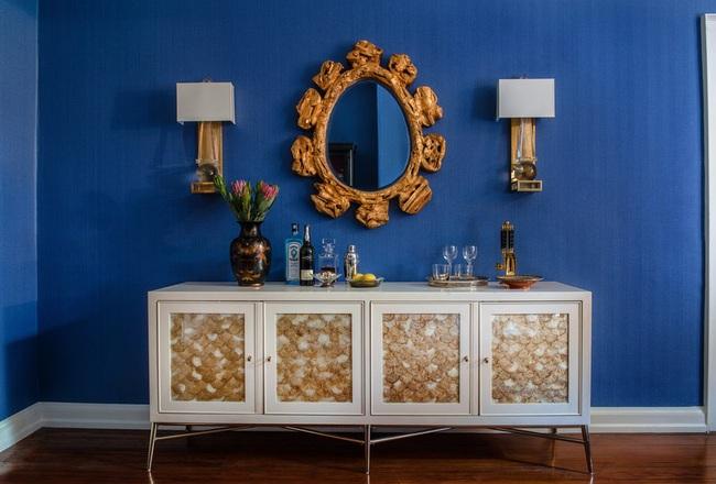 Bạn đã sẵn sàng trang hoàng ngôi nhà nhỏ của mình với gam màu xanh cổ điển của năm 2020 - Ảnh 17.