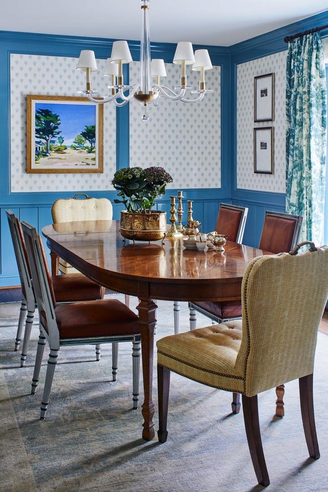 Bạn đã sẵn sàng trang hoàng ngôi nhà nhỏ của mình với gam màu xanh cổ điển của năm 2020 - Ảnh 19.