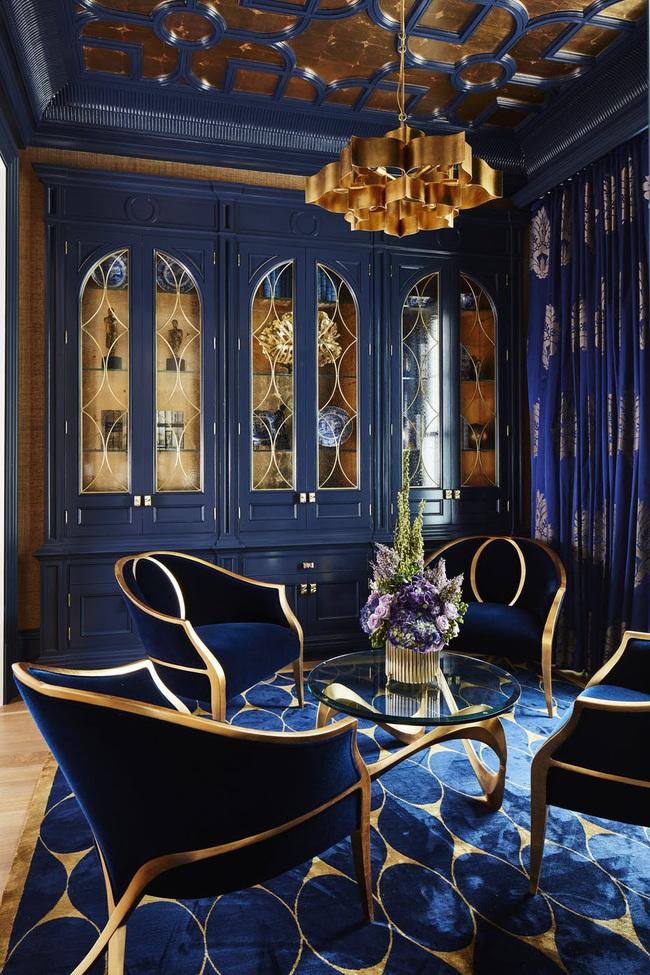 Bạn đã sẵn sàng trang hoàng ngôi nhà nhỏ của mình với gam màu xanh cổ điển của năm 2020 - Ảnh 20.