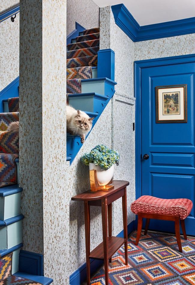 Bạn đã sẵn sàng trang hoàng ngôi nhà nhỏ của mình với gam màu xanh cổ điển của năm 2020 - Ảnh 23.
