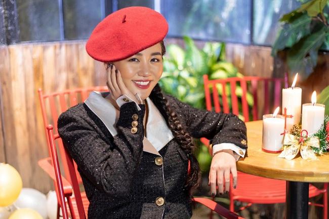 Văn Mai Hương tự nhận mũm mĩm giống đàn chị Như Quỳnh  - Ảnh 2.