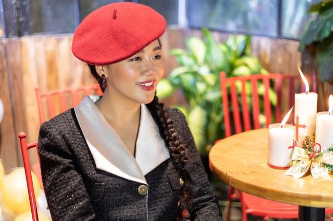 Văn Mai Hương tự nhận mũm mĩm giống đàn chị Như Quỳnh  - Ảnh 3.