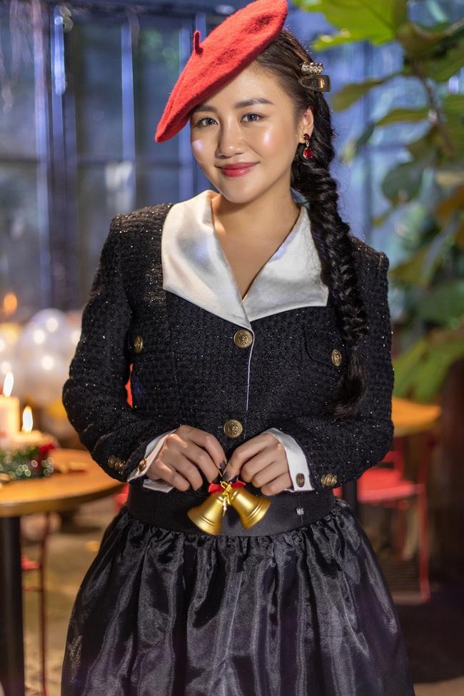 Văn Mai Hương tự nhận mũm mĩm giống đàn chị Như Quỳnh  - Ảnh 5.
