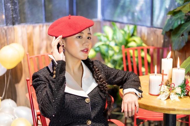 Văn Mai Hương tự nhận mũm mĩm giống đàn chị Như Quỳnh  - Ảnh 7.