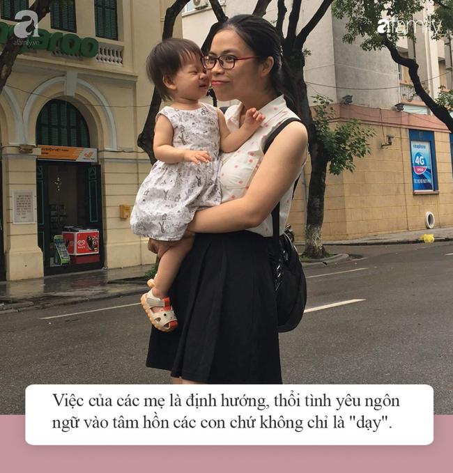 Nữ bác sĩ chia sẻ câu chuyện tự học Tiếng Anh để dạy con: Không chỉ là dạy, mẹ phải thổi tình yêu ngôn ngữ vào tâm hồn con - Ảnh 8.