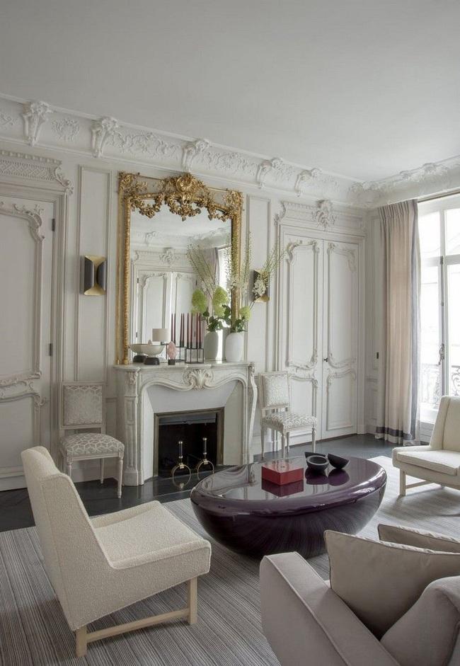 Mẹo trang trí nhỏ giúp căn phòng khách của gia đình thêm phần ấm cúng - Ảnh 4.