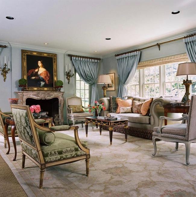 Mẹo trang trí nhỏ giúp căn phòng khách của gia đình thêm phần ấm cúng - Ảnh 5.