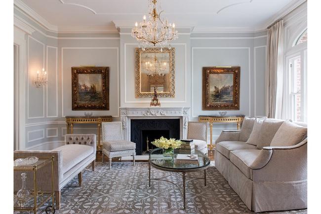 Mẹo trang trí nhỏ giúp căn phòng khách của gia đình thêm phần ấm cúng - Ảnh 7.