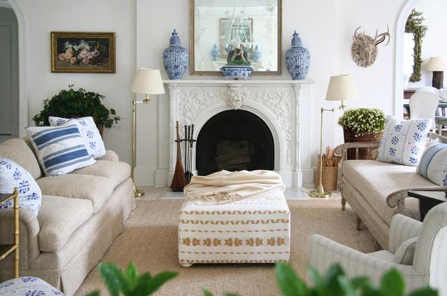 Mẹo trang trí nhỏ giúp căn phòng khách của gia đình thêm phần ấm cúng - Ảnh 8.