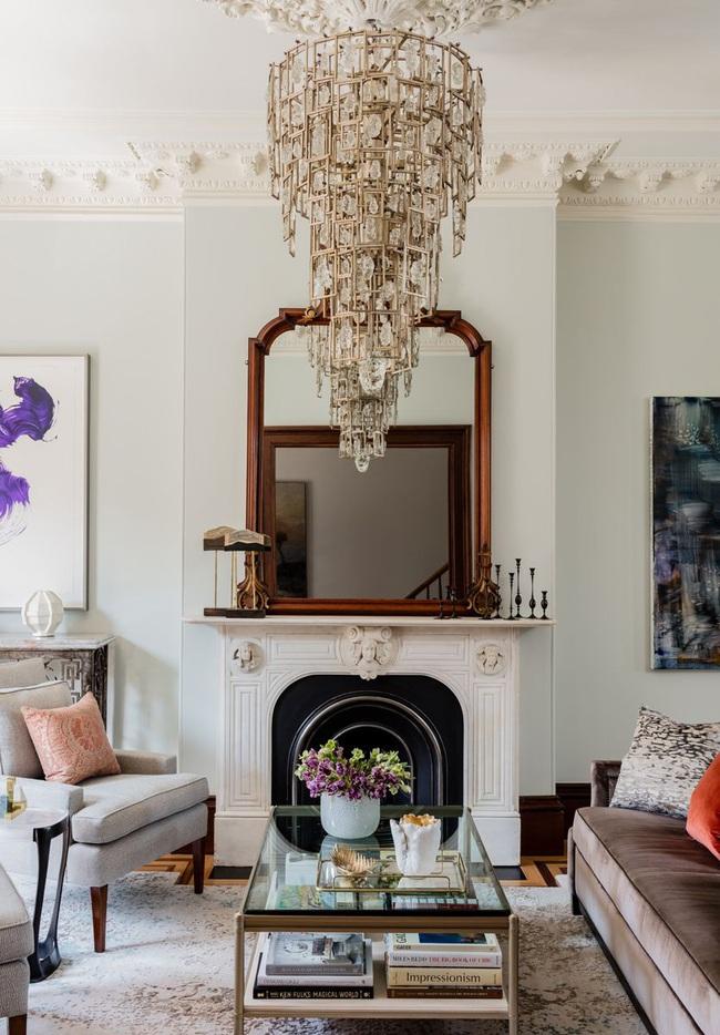 Mẹo trang trí nhỏ giúp căn phòng khách của gia đình thêm phần ấm cúng - Ảnh 14.