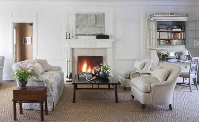 Mẹo trang trí nhỏ giúp căn phòng khách của gia đình thêm phần ấm cúng - Ảnh 15.