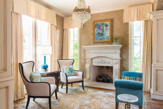 Mẹo trang trí nhỏ giúp căn phòng khách của gia đình thêm phần ấm cúng - Ảnh 17.