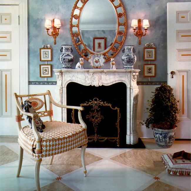 Mẹo trang trí nhỏ giúp căn phòng khách của gia đình thêm phần ấm cúng - Ảnh 18.