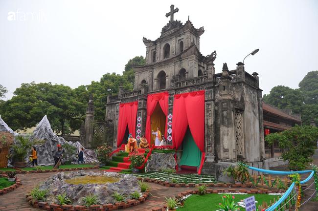 Không khí Giáng sinh rực rỡ tại nơi đồng bào Công giáo nhiều nhất cả nước - Ảnh 16.