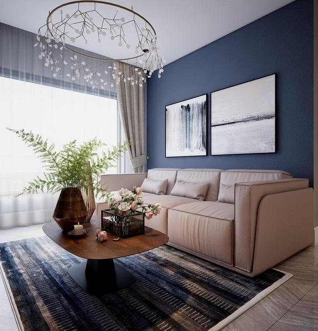Tư vấn thiết kế căn hộ 75m2 với tổng chi phí 158 triệu đồng - Ảnh 3.