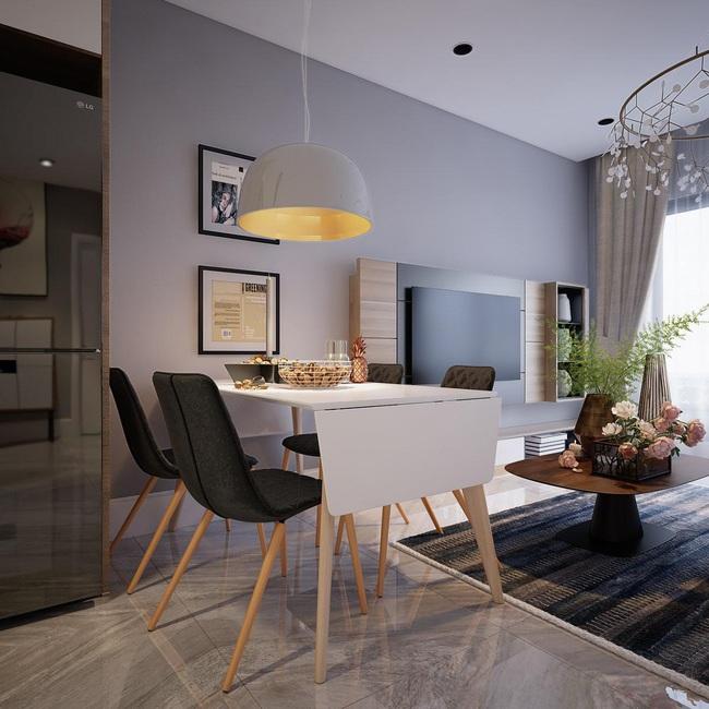 Tư vấn thiết kế căn hộ 75m2 với tổng chi phí 158 triệu đồng - Ảnh 5.