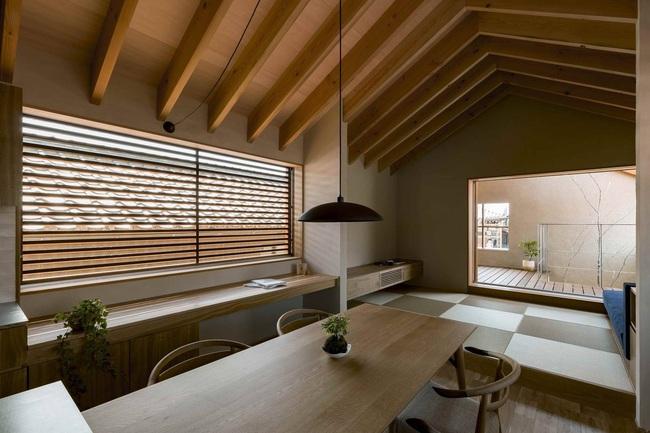 Ngôi nhà phố tạo dấu ấn đặc biệt với những tiểu cảnh thiết kế tinh tế ở Nhật Bản - Ảnh 6.