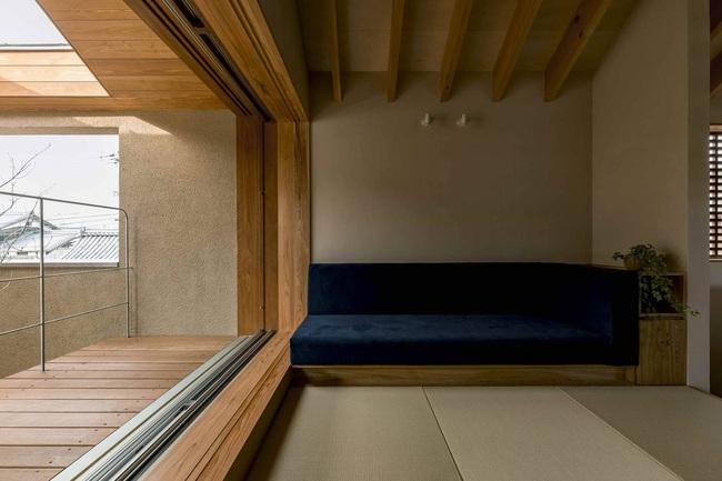 Ngôi nhà phố tạo dấu ấn đặc biệt với những tiểu cảnh thiết kế tinh tế ở Nhật Bản - Ảnh 5.