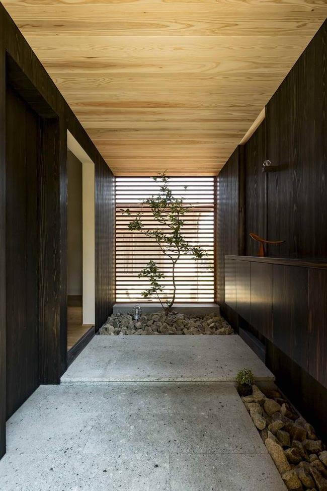 Ngôi nhà phố tạo dấu ấn đặc biệt với những tiểu cảnh thiết kế tinh tế ở Nhật Bản - Ảnh 10.