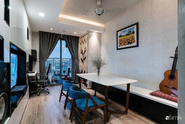 Căn hộ 62m2 nới rộng không gian nhờ giải pháp thiết kế thông minh ở Sài Gòn - Ảnh 1.