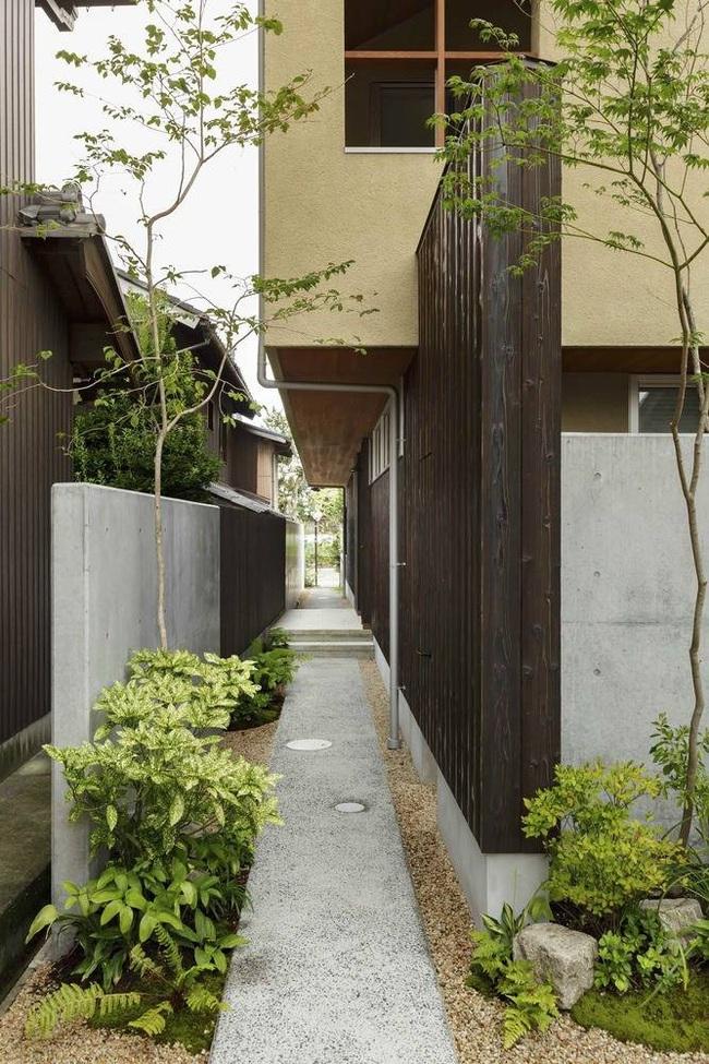 Ngôi nhà phố tạo dấu ấn đặc biệt với những tiểu cảnh thiết kế tinh tế ở Nhật Bản - Ảnh 9.