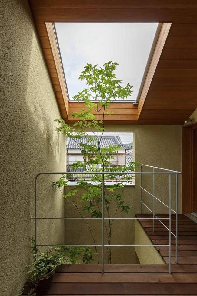 Ngôi nhà phố tạo dấu ấn đặc biệt với những tiểu cảnh thiết kế tinh tế ở Nhật Bản - Ảnh 8.