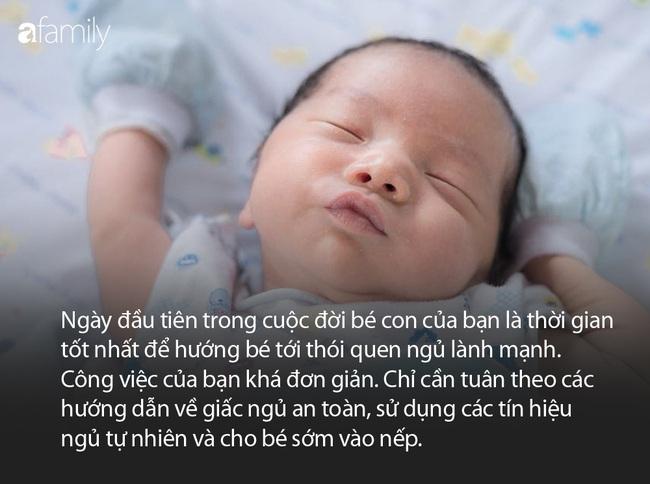 """5 """"trợ thủ đắc lực"""" được các mẹ áp dụng hiệu quả để giúp bé tự ngủ, ngủ ngoan và sâu giấc hơn - Ảnh 1."""