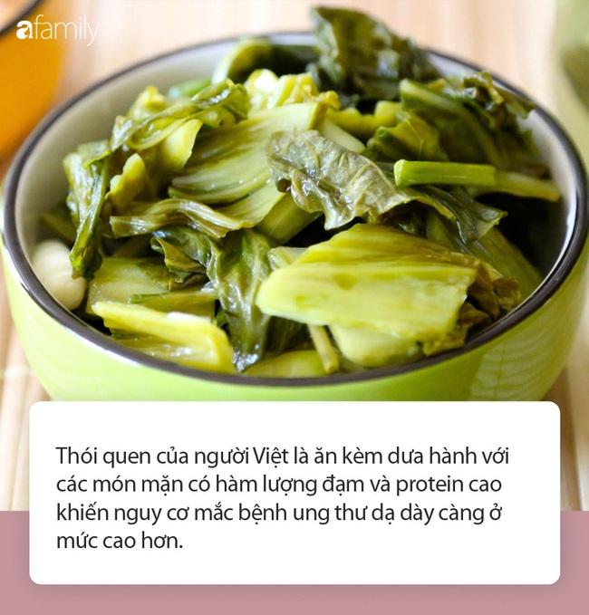Top thực phẩm hàng đầu gây ung thư lọt vào tầm mắt của chuyên gia ATTP, trong đó có những thứ bếp nhà Việt coi là đồ khoái khẩu - Ảnh 5.