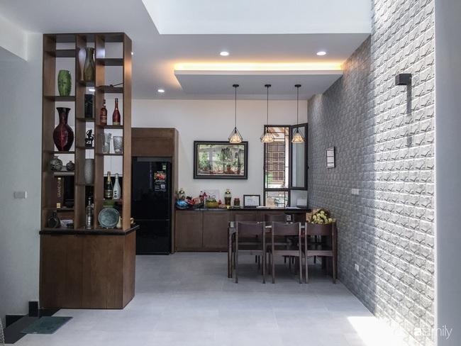 Ngắm ngôi nhà đẹp như mơ với chi phí 1,6 tỉ do con trai là KTS xây tặng bố mẹ ở Long Biên, Hà Nội - Ảnh 9.