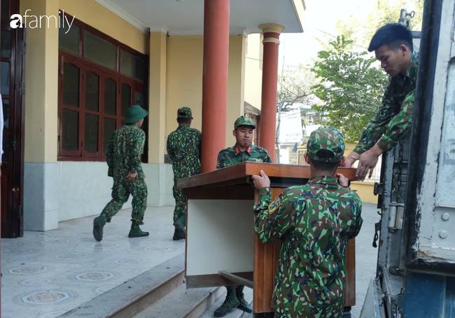 Vụ nữ sinh giao gà bị sát hại: Hoàn tất công tác chuẩn bị cho phiên xét xử lưu động tại SVĐ tỉnh Điện Biên - Ảnh 1.
