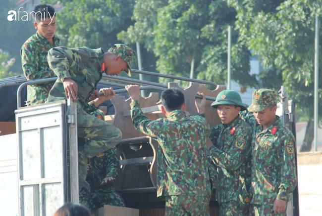 Vụ nữ sinh giao gà bị sát hại: Hoàn tất công tác chuẩn bị cho phiên xét xử lưu động tại SVĐ tỉnh Điện Biên - Ảnh 11.