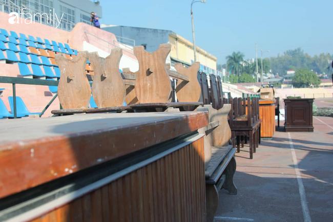 Vụ nữ sinh giao gà bị sát hại: Hoàn tất công tác chuẩn bị cho phiên xét xử lưu động tại SVĐ tỉnh Điện Biên - Ảnh 12.