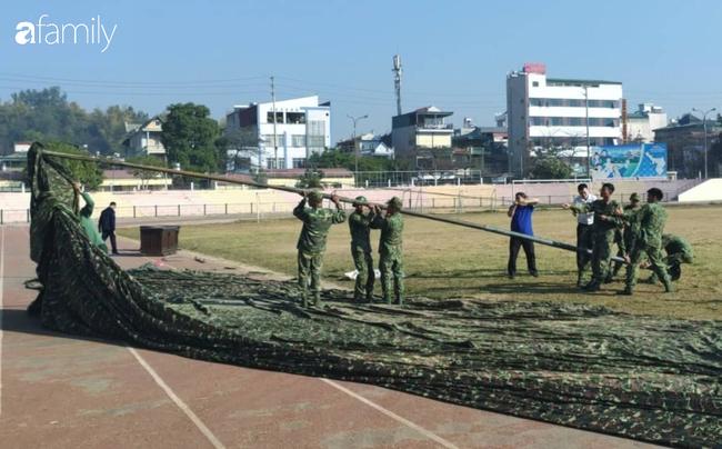 Vụ nữ sinh giao gà bị sát hại: Hoàn tất công tác chuẩn bị cho phiên xét xử lưu động tại SVĐ tỉnh Điện Biên - Ảnh 13.