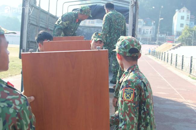 Vụ nữ sinh giao gà bị sát hại: Hoàn tất công tác chuẩn bị cho phiên xét xử lưu động tại SVĐ tỉnh Điện Biên - Ảnh 9.