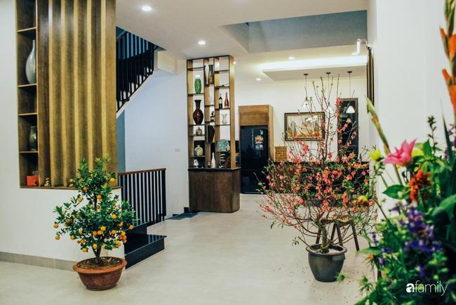 Ngắm ngôi nhà đẹp như mơ với chi phí 1,6 tỉ do con trai là KTS xây tặng bố mẹ ở Long Biên, Hà Nội - Ảnh 7.
