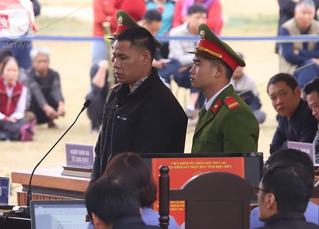 Xét xử ngày thứ 2 vụ nữ sinh giao gà Điện Biên bị sát hại: Các bị cáo được nói lời sau cùng, Bùi Văn Công tiếp tục kêu oan - Ảnh 1.