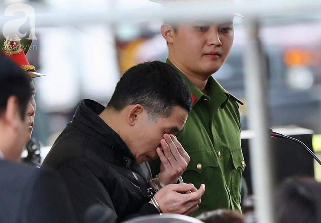 Xét xử ngày thứ 2 vụ nữ sinh giao gà Điện Biên bị sát hại: Các bị cáo được nói lời sau cùng, Bùi Văn Công tiếp tục kêu oan - Ảnh 2.