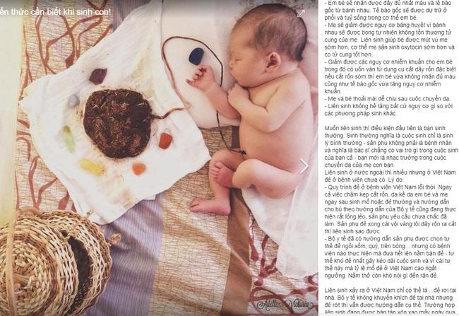 Những hiểu lầm tai hại về sinh con thuận tự nhiên mà nhiều nguồn thông tin vẫn lan truyền trên mạng - Ảnh 3.